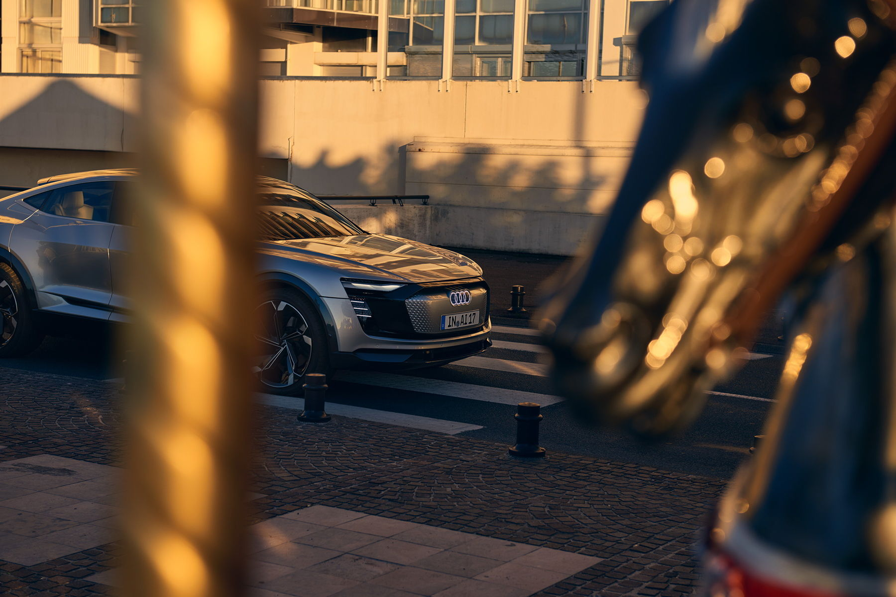 SONDA PRODUCTIONS: Jan Friese for Audi e-tron