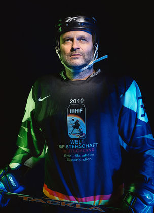 Hockey Jungs by Sebastian Burgold