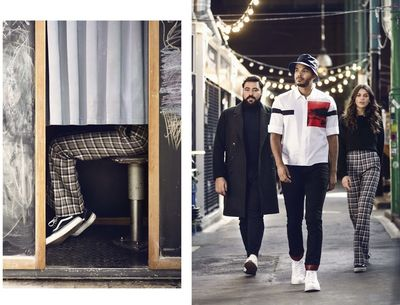 WE! SHOOT IT for GQ-Magazin with Kayodaniel and Infiniti Q30 in Berlin