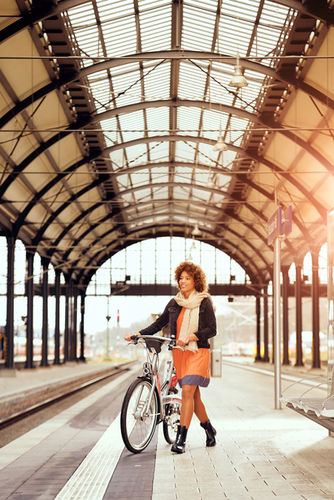Deutsche Bahn Connect Image Shooting