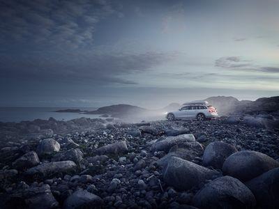 SUPERSTUDIO : VOLVO V90CC OCEAN RACE EDITION – PHOTOGRAPHED BY PATRIK JOHALL