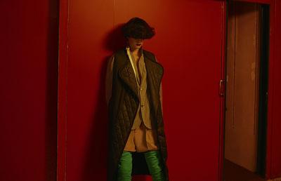 NINA KLEIN, Jessica Klimach, Vogue Italy,Tschüss Westberlin
