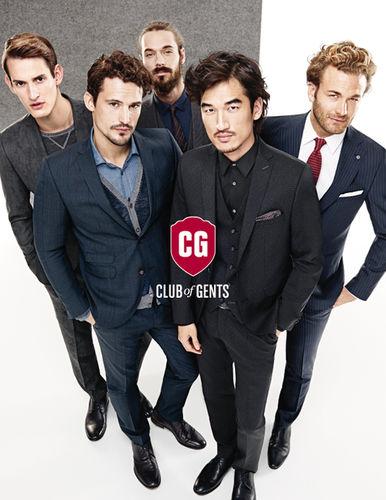 CG-Club of Gents H/W 2015