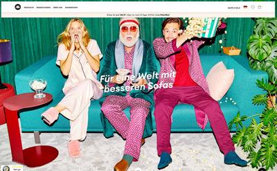 COSMOPOLA GMBH / NORMAN KONRAD for Sitzfeldt Campaign