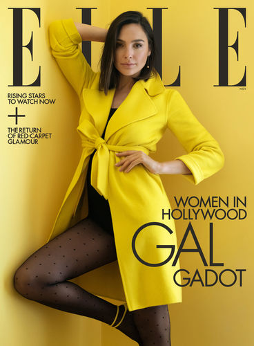 TIGHTROPE PRODUCTION had the honor to produce Elle's Women In Hollywood issue - 7 covers 7 powerhouse women