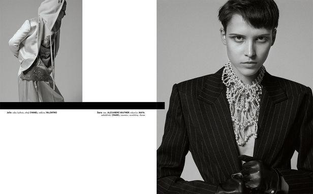 BIGOUDI Thomas Lorenz für Vogue CS