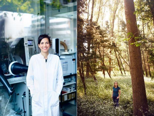 """HAUSER FOTOGRAFEN: BENNO KRAEHAHN for NATIONAL GEOGRAPHIC """"Genial Gedacht"""" - Sonja Joost""""Dexlechem"""" / Heffa Schücking """"Urgewald"""""""