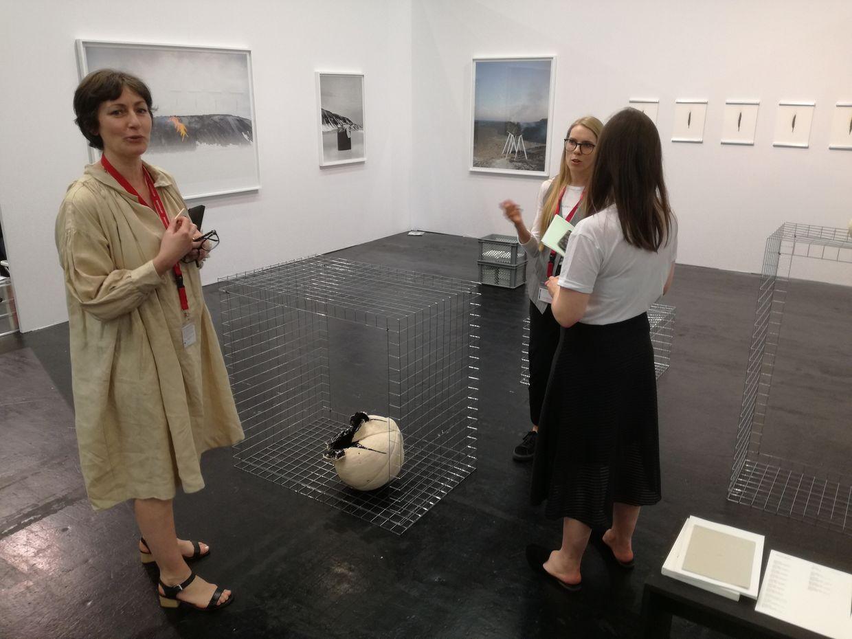 ART COLOGNE 2018 - Galerie Conradi, Hamburg