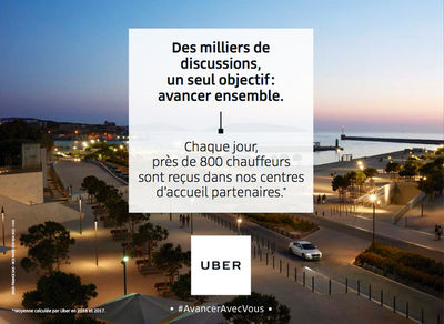 CONTINENTAL PRODUCTIONS for UBER campaign