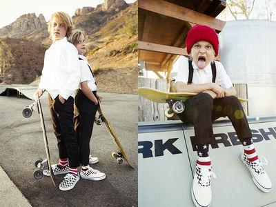 ALYSSA PIZER MANAGEMENT: Skate Along By Cheyenne Ellis