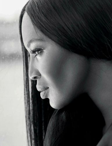 ISABEL SCHARENBERG CREATIVE MANAGEMENT: Naomi Campbell for GQ Germany