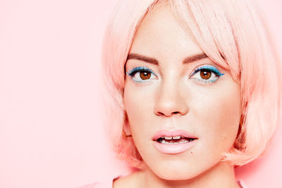 LILY ALLEN FOR STYLIST MAGAZINE, RETOUCHED-STUDIOS, TOM VAN SCHELVEN