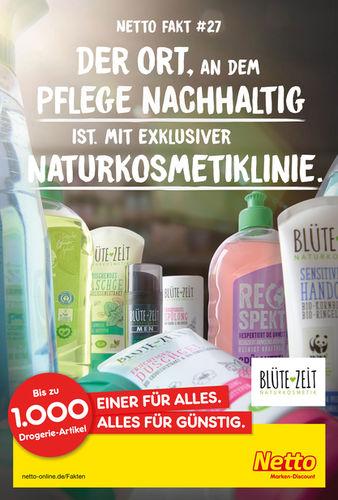 Stefan Thurmann, Kampagne für Netto im Auftrag von Jung von Matt SAGA