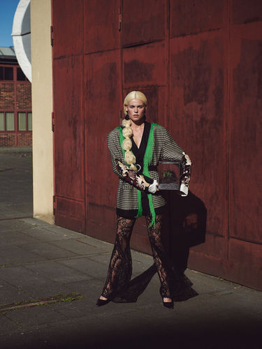 TOBIAS WIRTH c/o TOBIAS BOSCH FOTOMANAGEMENT. WELCOME TO THE NEW WORLD I RODEO DREAMS I HARPERS BAZAAR ARABIA