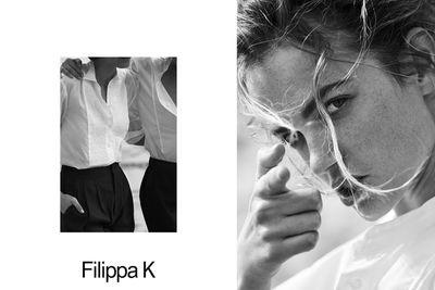 Camilla Åkrans c/o LUNDLUND for Filippa K