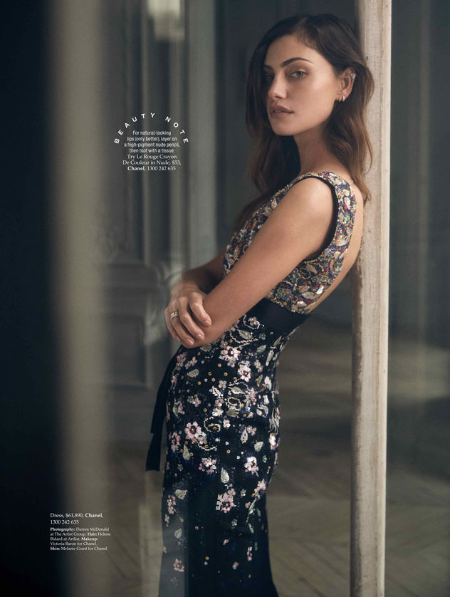 JPPS PHOTO PRODUCTION SERVICES WORLDWIDE for ELLE Australia