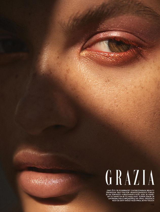 Marie Schmidt for Grazia Croatia