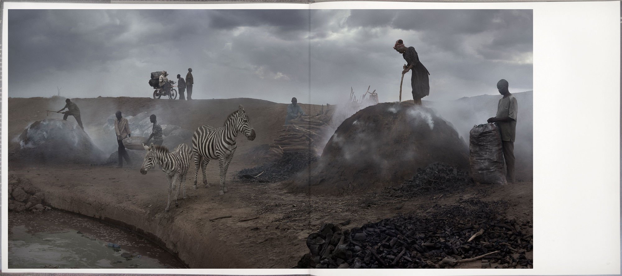 NICK BRANDT 'THIS EMPTY WORLD' (Thames & Hudson)