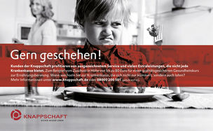 SVEN JACOBSEN for KNAPPSCHAFT