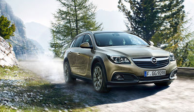 CLAAS CROPP for OPEL INSIGNIA