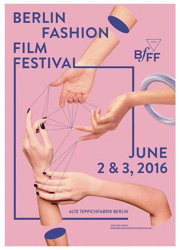 BERLIN FASHION FILM FESTIVAL BFFF 2016
