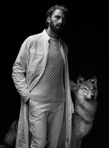 ANIMAL - FASHION EDITORIAL