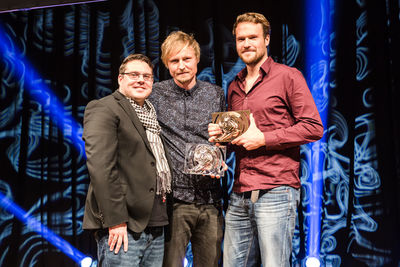 GOSEE ADVERTISING: WinnerDinner15 CannesLions Germany