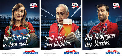 UPFRONT: Murat Aslan for Getränke Hoffmann