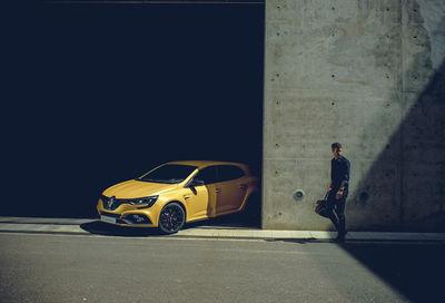PATRICK CURTET - Renault Megane R.S.