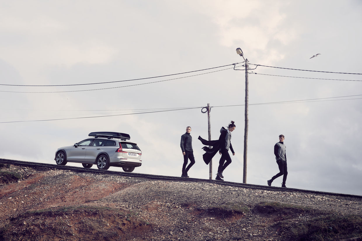 ROCKENFELLER & GöBELS :  	Superstudio / Patrik Johall for VOLVO