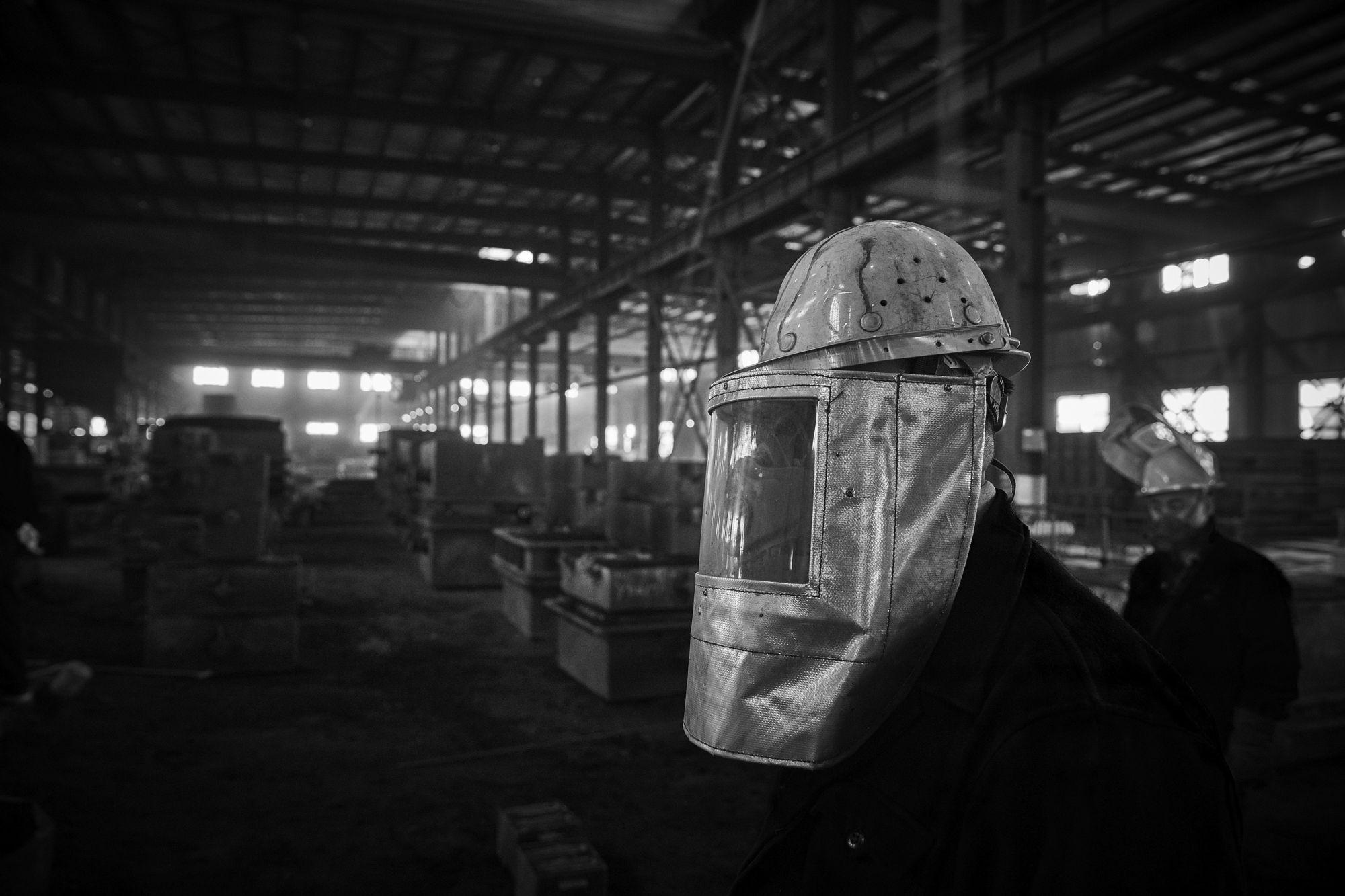 SCANDERBEG SAUER : Shenyang Yuanda Compressor Foundry (China) for Burckhardt Compression