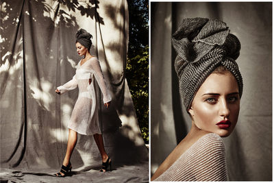 ASTRID M OBERT for PURE KNIT