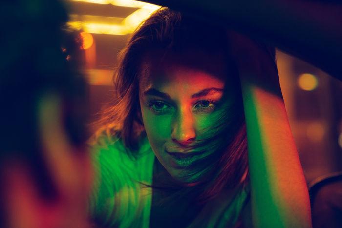 MICHAEL HANISCH - THE NIGHT. THE DRIVE.