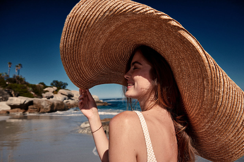 ASTRID M. OBERT Photography presents Sun Bath in Latest Magazine
