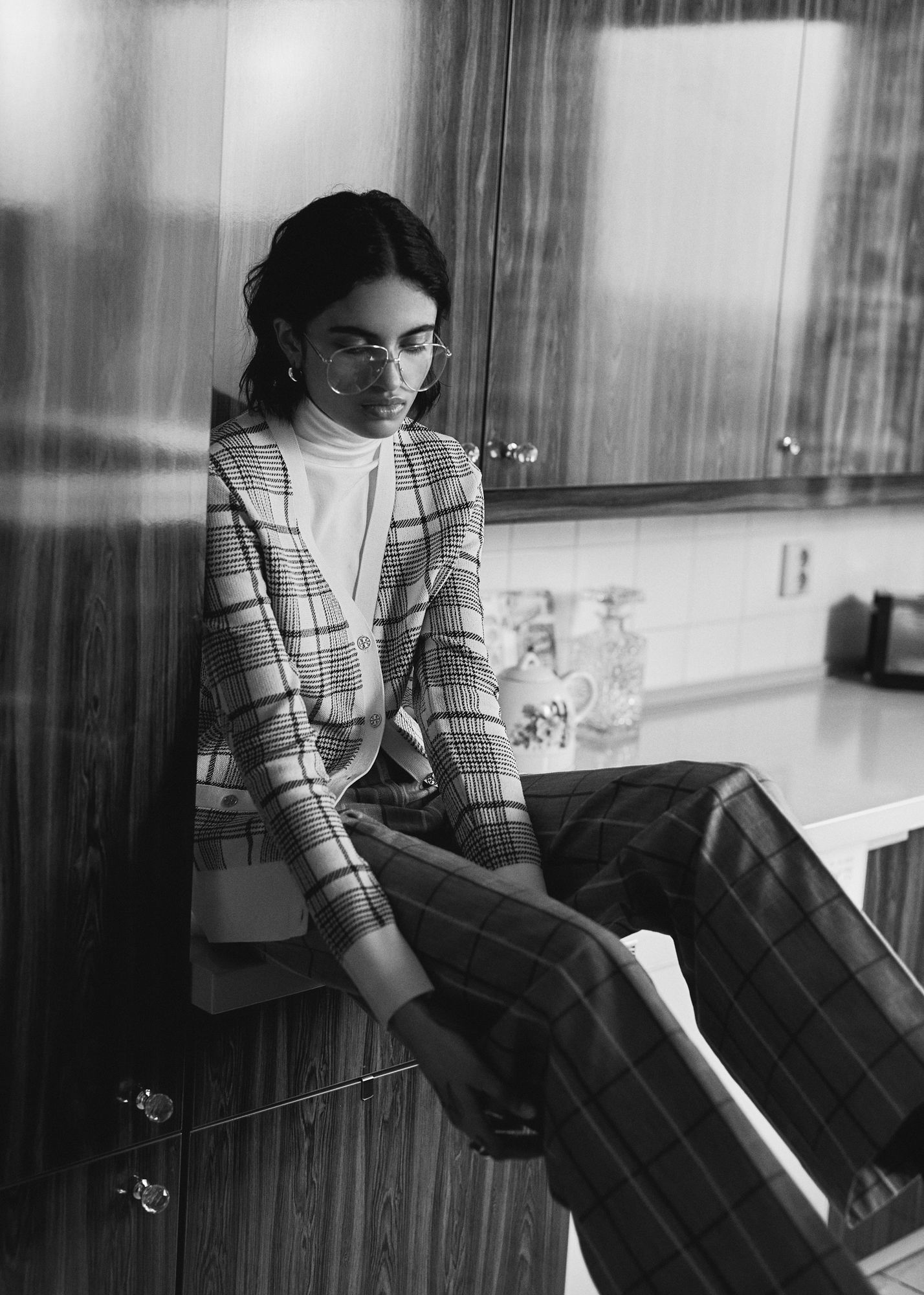 MARIE SCHMIDT shoots Priscilla Cheseaux for Marie Claire Arabia