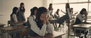 GOSEE ADVERTISING: FIRST PRIZE AWARD und Best of Show HIGH SCHOOL GIRL? for SHISEIDO JAPAN
