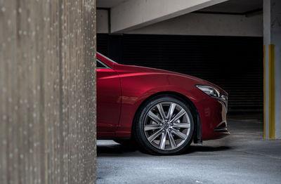 COSMOPOLA | Joseph Ford - Redwood x Mazda6