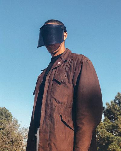 'The future feels weird' by Jonpaul Douglass c/o GIANT ARTISTS for GIGANTIC Magazine