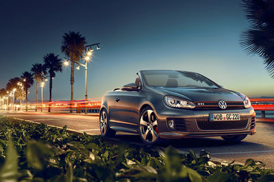IMAGE NATION S.L. for Volkswagen Golf GTI Cabrio