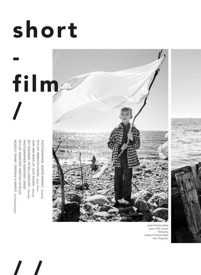 Jesper Brandt for La Petite Magazine