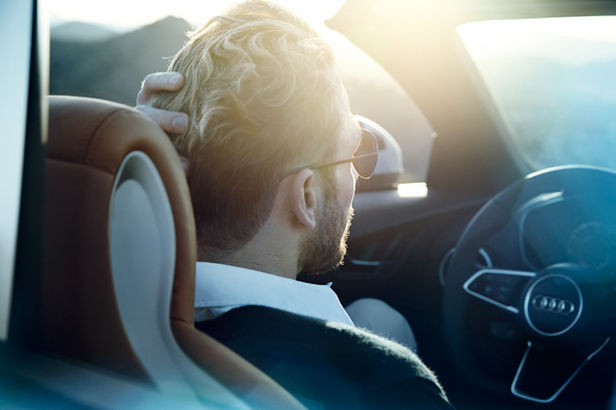 CLAAS CROPP CREATIVE PRODUCTIONS for Audi