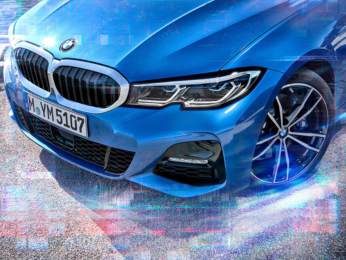 BMW 3 SERIES by TORSTEN KLINKOW