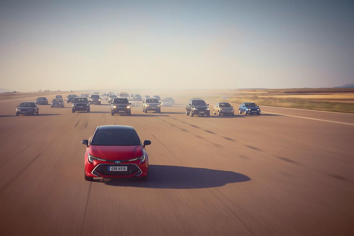 Toyota Corolla the Century