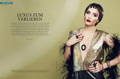 JULIA BLANK for GZ MAGAZINE