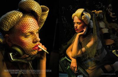 TIM PETERSEN, Cocoon Magazine, Mirror Mirror On The Wall