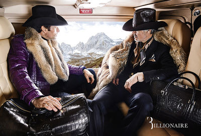 MARLENE OHLSSON PHOTOGRAPHERS – Dylan Don – Billionaire Couture Campaign