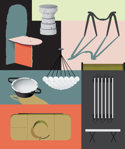 AGENT MOLLY & CO : Martin Nicolausson for WALLPAPER