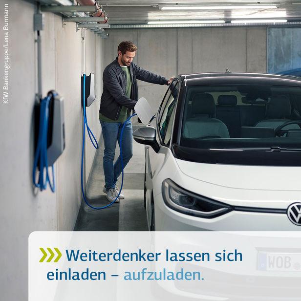 Julia Waldmann: Lena Burmann für KFW Bank