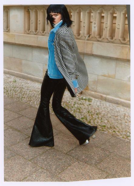 ICONIC : Berlin Based Diana Moroz for L'Officiel Austria