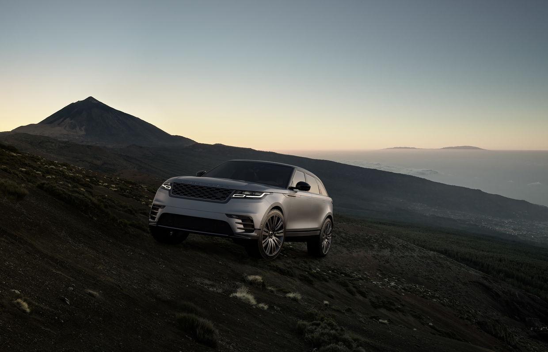SEVERIN WENDELER: Range Rover Velar - CGI Project - Photography by Sebastien Staub c/o Severin Wendeler